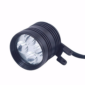 Đèn led trợ sáng đi phượt L4 gắn xe máy kèm giá lắp 206630