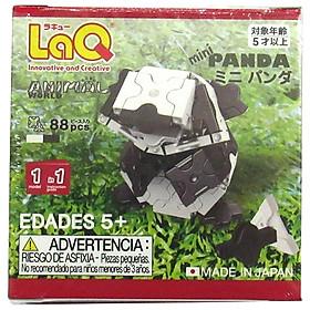 Đồ Chơi Đố Trí LaQ Animal World Mini Panda
