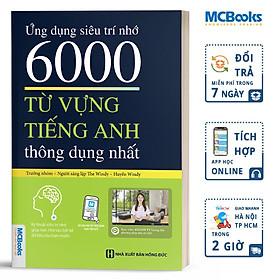 Ứng Dụng 6000 Từ Vựng Tiếng Anh Thông Dụng Nhất