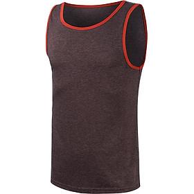 Fashion Men Summer Tank Top Running Vest O Neck Sleeveless Casual Comfortable Sports Training Fitness T-Shirt