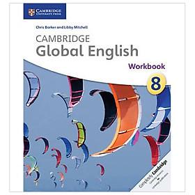 Cambridge Global English Stage 8 Workbook