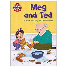 Meg And Ted: Independent Reading Red 2 (Reading Champion)