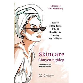 Sách - Skincare chuyên nghiệp (tặng kèm bookmark)