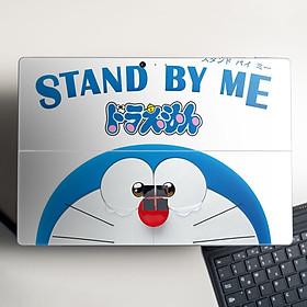 Skin dán hình Doraemon cho Surface Go, Pro 2, Pro 3, Pro 4, Pro 5, Pro 6, Pro 7, Pro X