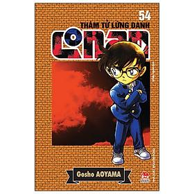 Thám Tử Lừng Danh Conan Tập 54 (Tái Bản 2019)