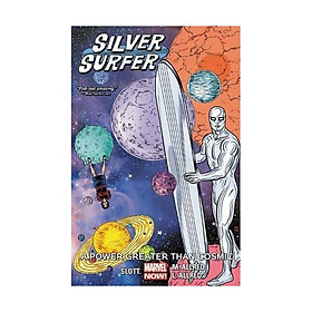 Mvl: Silver Surfer Vol. 5: A Power Greater Than Cosmic