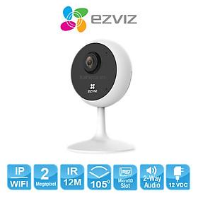 Camera IP - Camera WIFI EZVIZ C1C 1080P (C1C-B) - Đàm thoại 2 chiều - hàng nhập khẩu