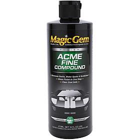 Chai Phục Hồi, Tẩy Mốc Ố Sơn Xe Acme Fine Compoud Magic Gem M2316 (473ml)