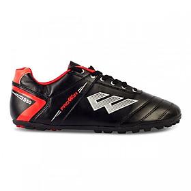 Giày Đá Bóng Sân Cỏ Nhân Tạo Prowin S50 tặng kèm tất đá bóng (màu đen)