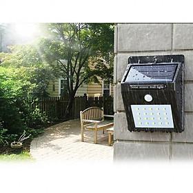 Đèn năng lượng mặt trời cảm ứng