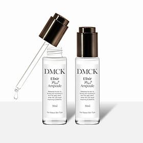 Tinh chất cô đặc Ngăn ngừa lão hóa, Cải thiện sắc tố da, Giảm tàn nhang, nám, Tái tạo làn - DMCK Elixir Plus Ampoule (30ml*2pcs)