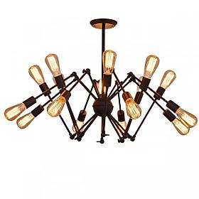 Đèn chùm - Đèn Thả Đa Nhánh - DT00045T Tặng kèm bóng VERSION LAMP