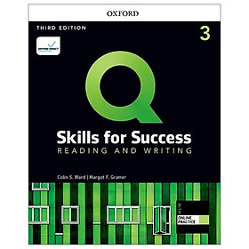 Q: Skills For Success: Level 3: Reading And Writing Student Book With iQ Online Practice - 3rd Edition