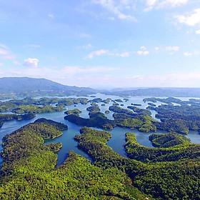 Tour 2N2Đ Tà Đùng - Logde Resort - Thác Lưu Ly, Khởi Hành Thứ 6 Hàng Tuần & Dịp Lễ