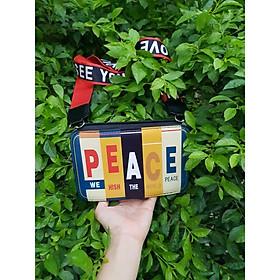 túi peace peace