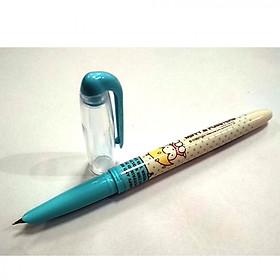 Bút máy học sinh thân nhựa 60130- Ngòi trơn (Màu ngẫu nhiên)