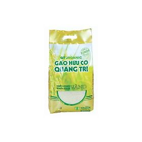 Gạo Hữu Cơ Quảng Trị 5kg