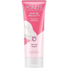 Sữa Rửa Mặt Làm Sáng Da Pond's White Beauty (100g)