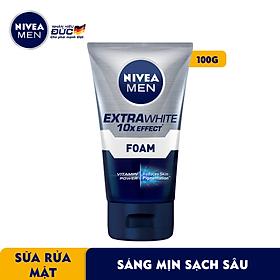 Sữa Rửa Mặt Sáng Da Nivea Men 88836 (100g)