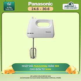 Máy đánh trứng cầm tay Panasonic MK-GH3WRA - Hàng Chính Hãng