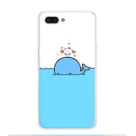 Ốp lưng dẻo cho điện thoại Realme C1_0318 Pig 24
