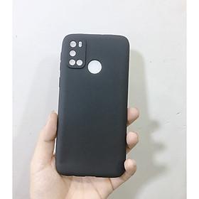 Ốp lưng dẻo đen TPU chống bám vân tay, bảo vệ camera dành cho Vsmart Joy 4, Star 4