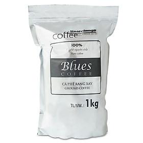 Cà phê rang xay BLUE 1kg - Bùi Văn Ngọ Coffee