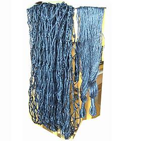 Võng lưới dù bó đầu cao cấp, loại dây dù kết đôi