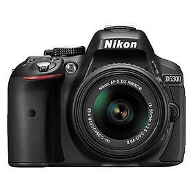 Máy Ảnh Nikon D5300 24.2MP Với Lens Kit 18-55mm F3.5 - 5.6G VRII - Hàng Nhập Khẩu
