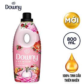 Nước Xả Vải Downy Đóa Hoa Ngọt Ngào Dạng Chai 800ml