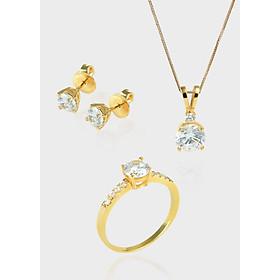 Bộ trang sức nữ LuxJy Jewelry S3080