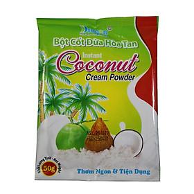 Bột Cốt Dừa Hòa Tan DRAGON (35% BÉO)