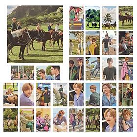 Lomo EXO bộ 30 thẻ ảnh
