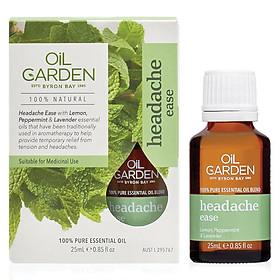 Oil Garden Medicinal Oil Headache Ease Oil 25ml