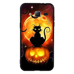 Hình đại diện sản phẩm Ốp lưng Halloween viền TPU cho điện thoại Samsung Galaxy J3 2016 - Mẫu 05