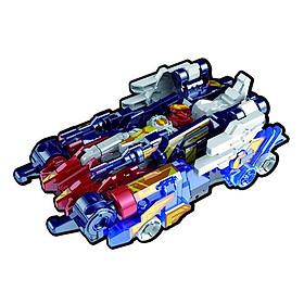 Đồ Chơi Xe Biến Hình Screechers Wild Chiến Thần Phi Mã YW684301