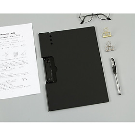 File kẹp tài liệu khổ A4 - kẹp dọc;  ngang