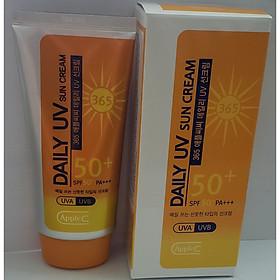 Kem chống nắng Applebee Daily UV Sun Cream SPF50+ PA+++