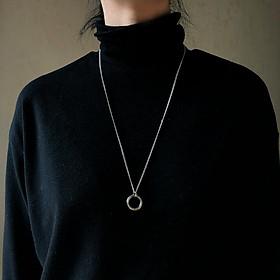 Dây chuyền vòng cổ nam nữ unisex retro