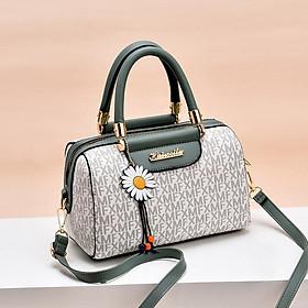 Túi xách nữ thời trang cao cấp hoa cúc hot trend