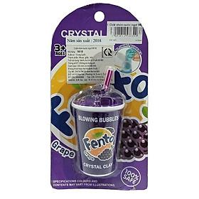 Chất Nhờn Nước Ngọt 981B - Fento Grape - Màu Tím