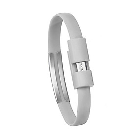Creative Bracelet USB Charger Cable USB 2.0 Charger Data Sync Cable Cord For iPhone Android