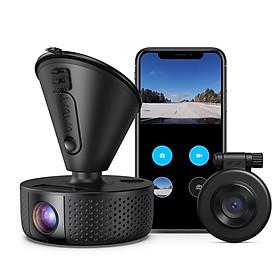 Camera Hành Trình VAVA Dash Dual VD-002 | 2 Camera ( Hàng chính hãng)