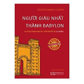 Người giàu nhất thành Babylon - phiên bản đầy đủ thêm 2 chương mới