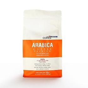 Cà phê rang xay ARABICA 250gram - Bùi Văn Ngọ Coffe