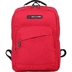 Balo Simplecarry Issac 3 (11 X 37 cm) - Red