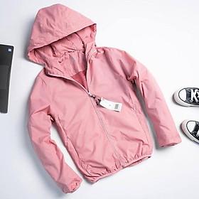 Áo gió nữ, áo khoác gió nữ 2 lớp chống nước