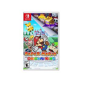 Đĩa Game Panper Mario The Origami King -Hàng Nhập Khẩu