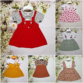 Váy hè cho bé  Váy, đầm, yếm hè quảng châu cho bé gái