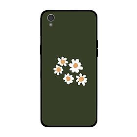 Ốp lưng dành cho điện thoại Oppo A37 Neo9 in họa tiết Năm bông cúc